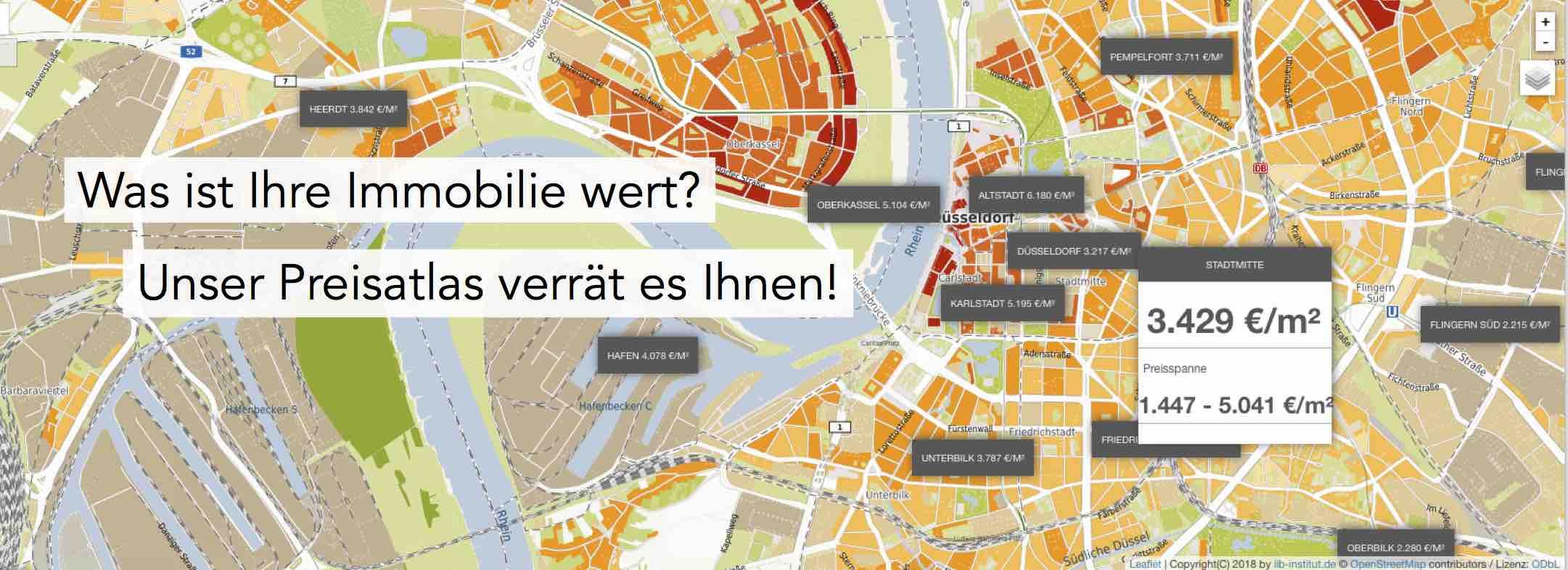 immobilienpreise düsseldorf angermund