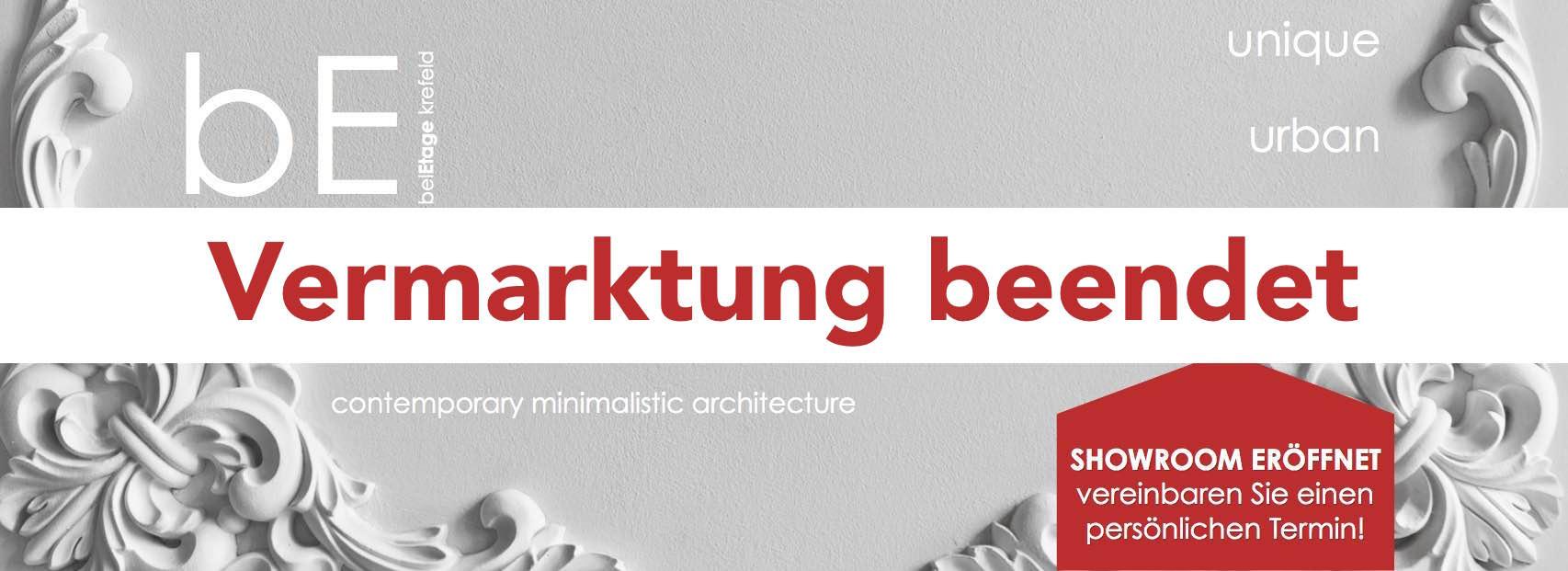 Immobilienmakler Düsseldorf: belEtage Krefeld Luxuslofts im Baudenkmal