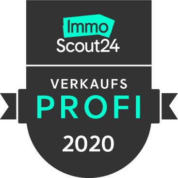 Immobilienmakler Düsseldorf duesselraum ist Verkaufsprofi 2020 von Immobilienscout24